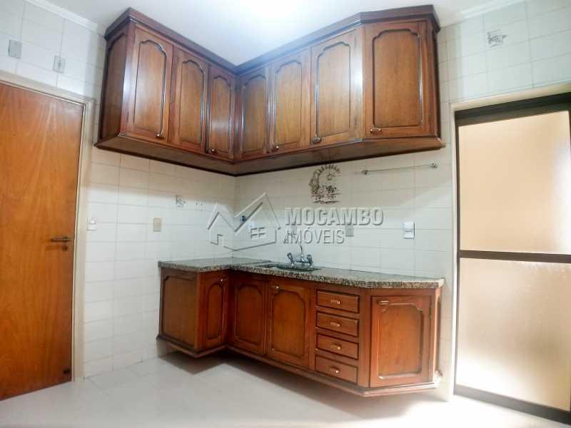 Cozinha - Apartamento 3 quartos para venda e aluguel Itatiba,SP - R$ 1.500 - FCAP30497 - 6