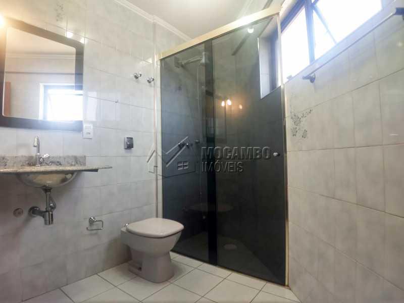 Banheiro Suíte - Apartamento 3 quartos para venda e aluguel Itatiba,SP - R$ 1.500 - FCAP30497 - 8