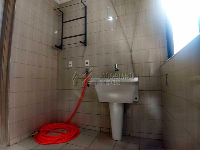Área de Serviço - Apartamento 3 quartos para venda e aluguel Itatiba,SP - R$ 1.500 - FCAP30497 - 14