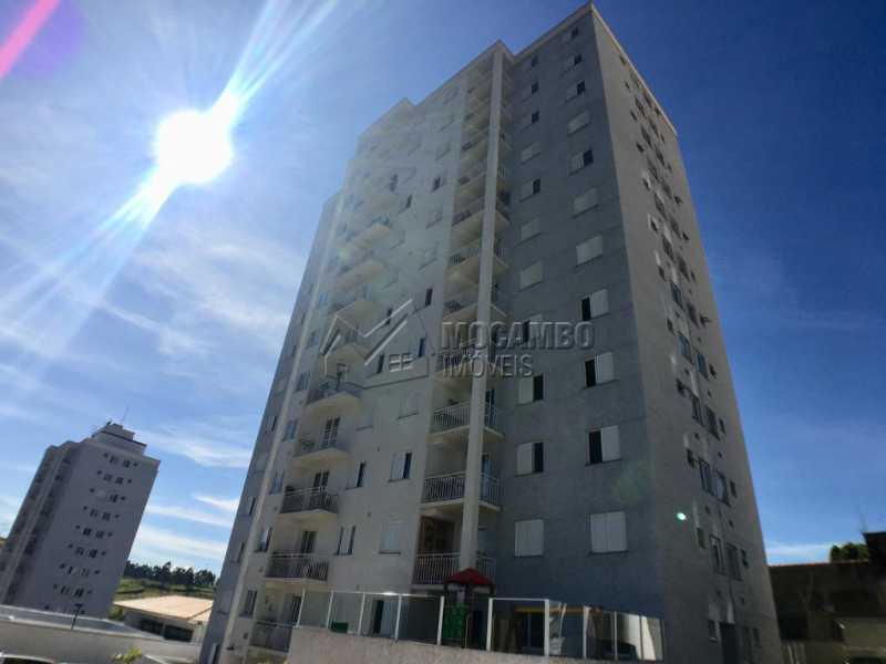 Fachada - Apartamento 2 quartos à venda Itatiba,SP - R$ 220.000 - FCAP20947 - 7