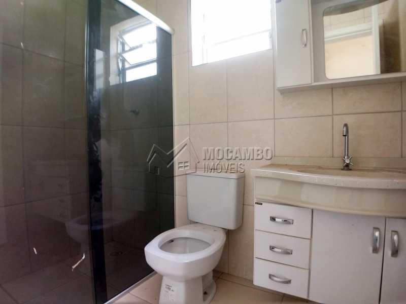 Banheiro Social - Casa 3 quartos para alugar Itatiba,SP - R$ 1.800 - FCCA31226 - 9