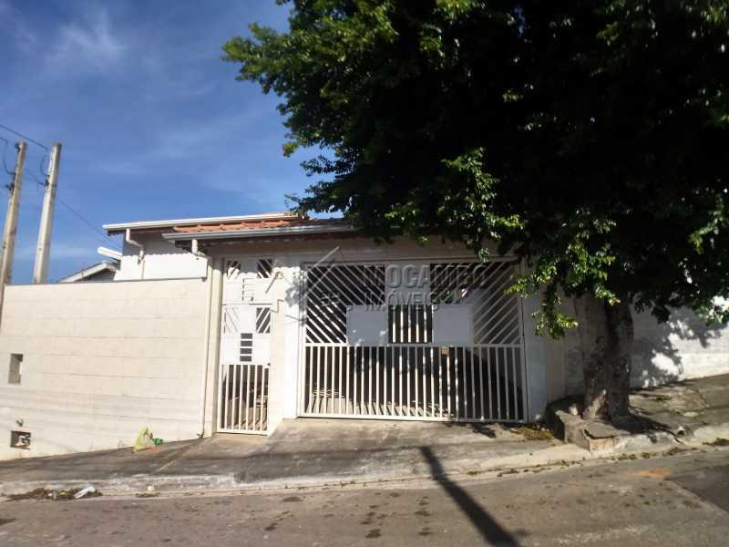 Fachada - Casa 3 quartos para alugar Itatiba,SP - R$ 1.800 - FCCA31226 - 1