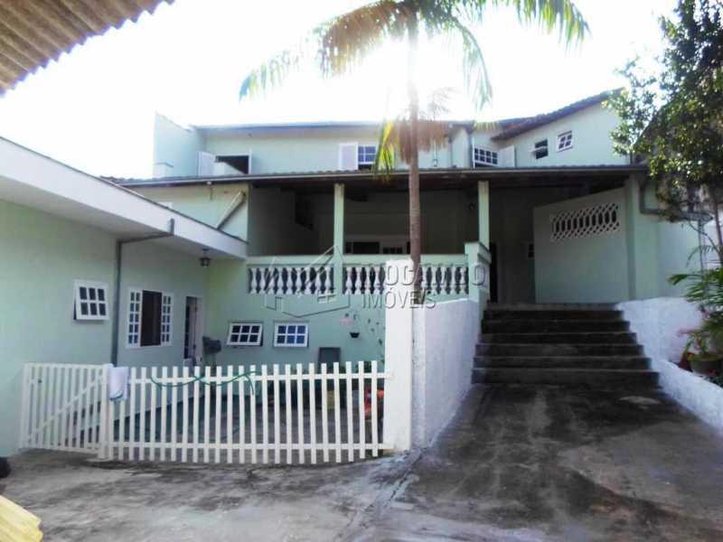 Fachada - Casa 3 quartos à venda Itatiba,SP - R$ 380.000 - FCCA31230 - 1