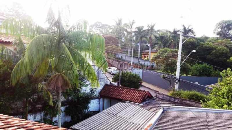 Vista dormitório - Casa 3 quartos à venda Itatiba,SP - R$ 380.000 - FCCA31230 - 16