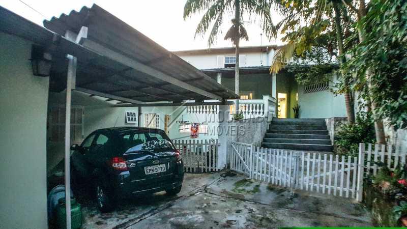 Fachada - Casa 3 quartos à venda Itatiba,SP - R$ 380.000 - FCCA31230 - 3