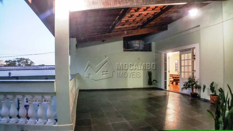 Varanda - Casa 3 quartos à venda Itatiba,SP - R$ 380.000 - FCCA31230 - 5