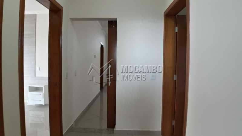 Hall - Casa em Condomínio 3 quartos para venda e aluguel Itatiba,SP - R$ 3.900 - FCCN30403 - 11