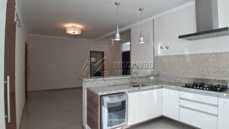 Cozinha - Casa em Condomínio 3 quartos à venda Itatiba,SP - R$ 1.300.000 - FCCN30403 - 7