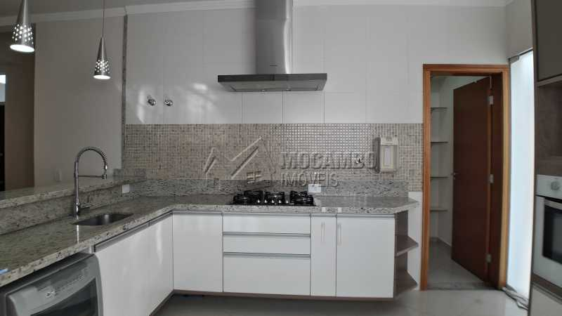 Cozinha - Casa em Condomínio 3 quartos para venda e aluguel Itatiba,SP - R$ 3.900 - FCCN30403 - 9