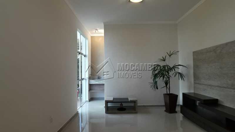 Sala de TV - Casa em Condomínio 3 quartos à venda Itatiba,SP - R$ 1.300.000 - FCCN30403 - 4