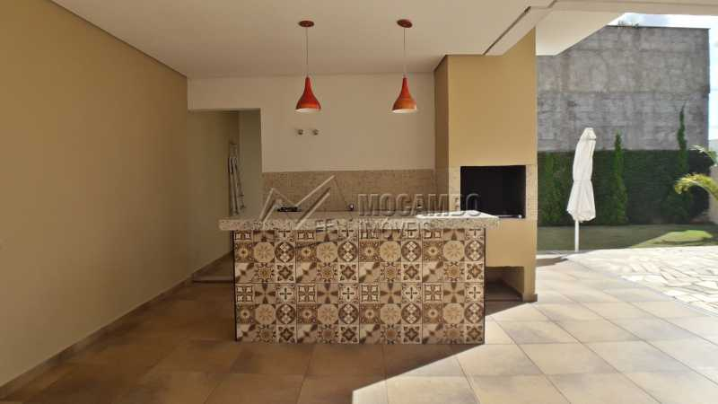 Área Gourmet - Casa em Condomínio 3 quartos para venda e aluguel Itatiba,SP - R$ 3.900 - FCCN30403 - 19