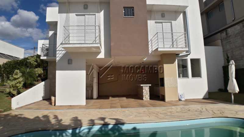 Fachada Interna - Casa em Condomínio 3 quartos para venda e aluguel Itatiba,SP - R$ 3.900 - FCCN30403 - 23