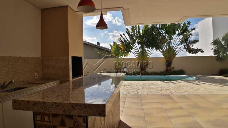 Àrea Gourmet - Casa em Condomínio 3 quartos para venda e aluguel Itatiba,SP - R$ 3.900 - FCCN30403 - 20