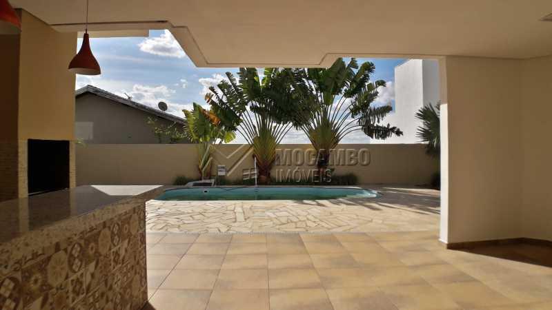 Área Gourmet - Casa em Condomínio 3 quartos para venda e aluguel Itatiba,SP - R$ 3.900 - FCCN30403 - 21