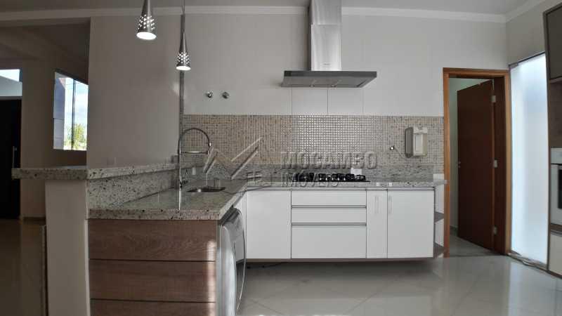 Cozinha - Casa em Condomínio 3 quartos à venda Itatiba,SP - R$ 1.300.000 - FCCN30403 - 8