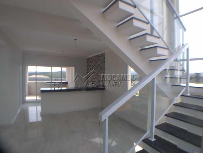Sala Cozinha  - Casa em Condomínio 4 Quartos À Venda Itatiba,SP - R$ 670.000 - FCCN40137 - 3