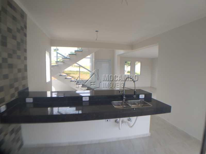 Cozinha - Casa em Condomínio 4 Quartos À Venda Itatiba,SP - R$ 670.000 - FCCN40137 - 4