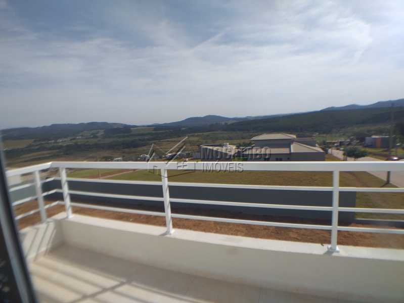 Vista dasuíte - Casa em Condomínio 4 Quartos À Venda Itatiba,SP - R$ 670.000 - FCCN40137 - 9