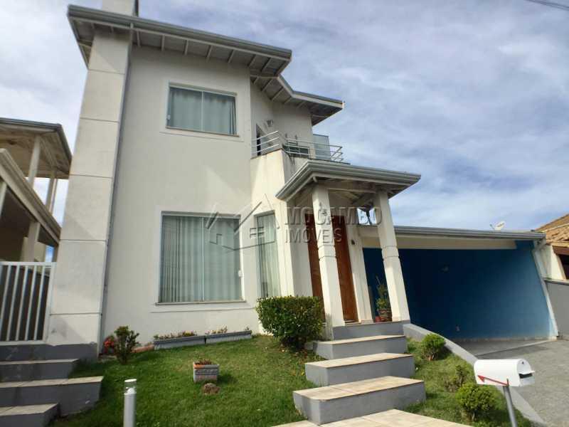 Casa - Casa em Condomínio 3 Quartos À Venda Itatiba,SP - R$ 700.000 - FCCN30404 - 1