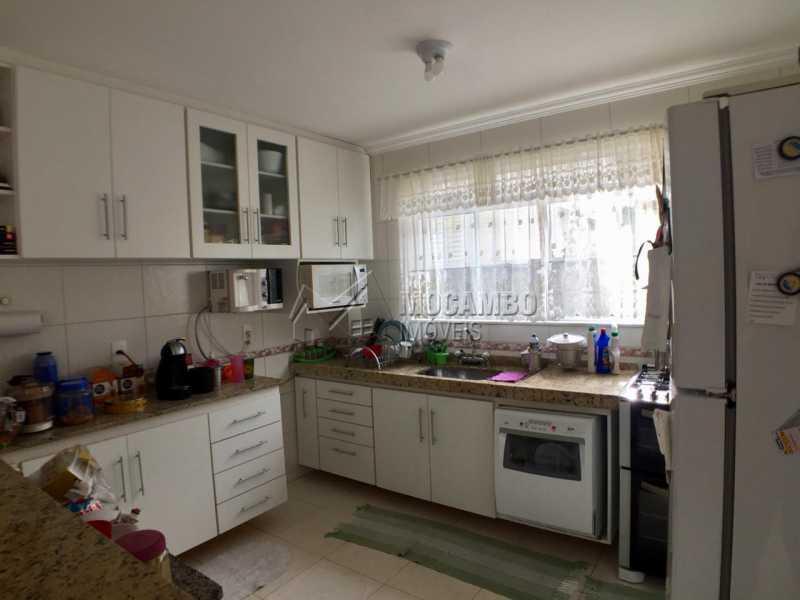 Cozinha - Casa em Condomínio 3 Quartos À Venda Itatiba,SP - R$ 700.000 - FCCN30404 - 5