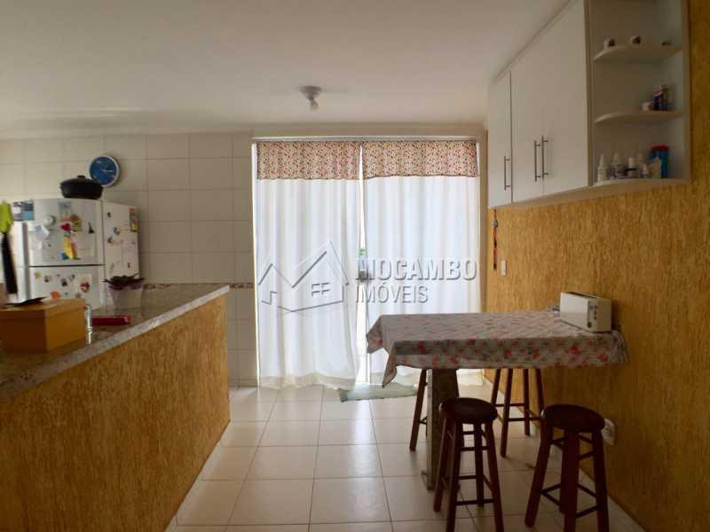 Cozinha - Casa em Condomínio 3 Quartos À Venda Itatiba,SP - R$ 700.000 - FCCN30404 - 6