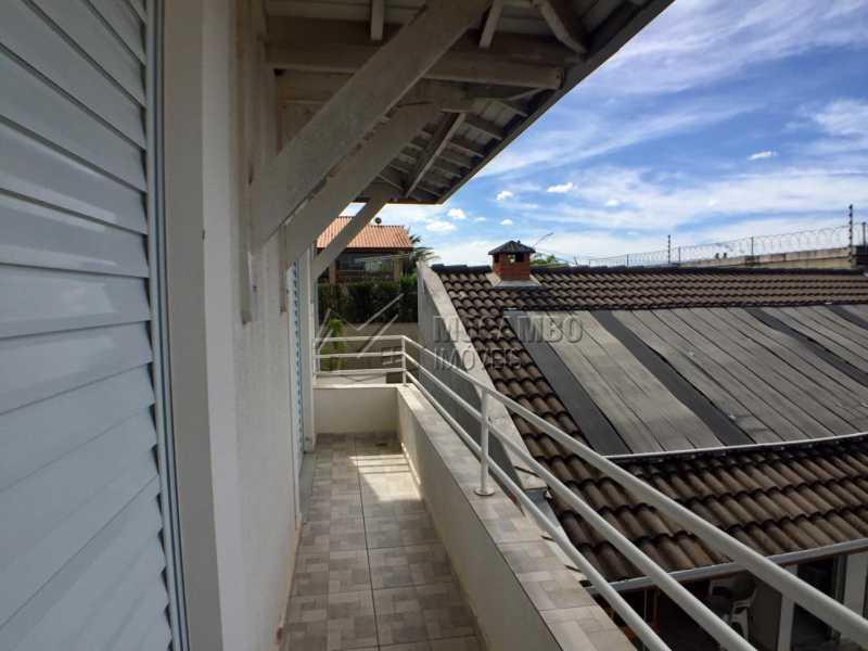 Varanda - Casa em Condomínio 3 Quartos À Venda Itatiba,SP - R$ 700.000 - FCCN30404 - 11