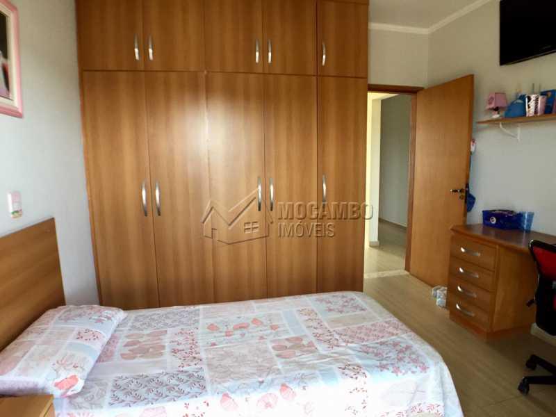 Dormitório  - Casa em Condomínio 3 Quartos À Venda Itatiba,SP - R$ 700.000 - FCCN30404 - 12