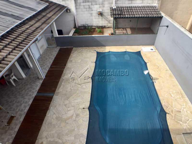 Quintal - Casa em Condomínio 3 Quartos À Venda Itatiba,SP - R$ 700.000 - FCCN30404 - 15