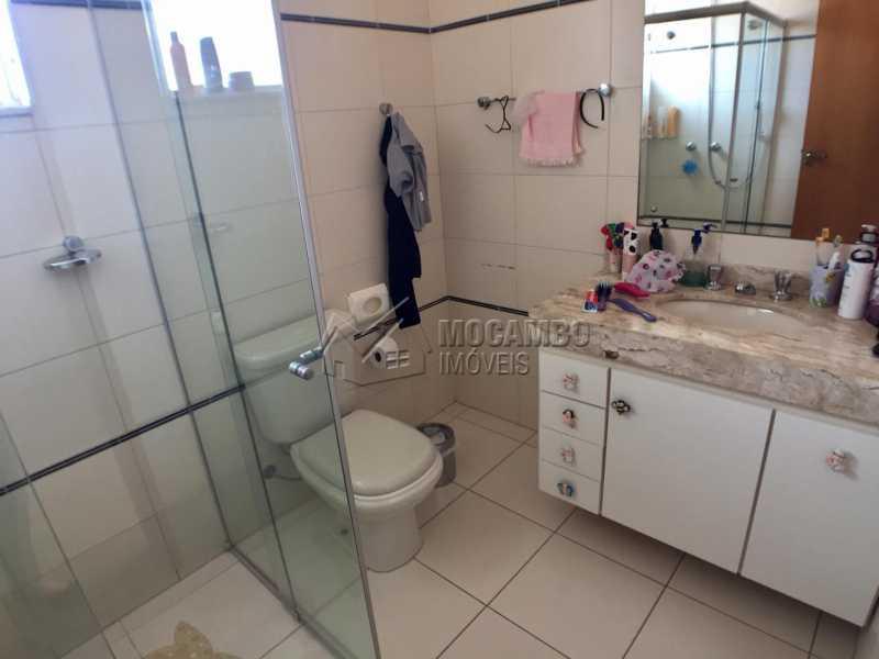 Banheiro Social  - Casa em Condomínio 3 Quartos À Venda Itatiba,SP - R$ 700.000 - FCCN30404 - 13
