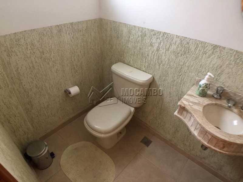 Lavabo - Casa em Condomínio 3 Quartos À Venda Itatiba,SP - R$ 700.000 - FCCN30404 - 8