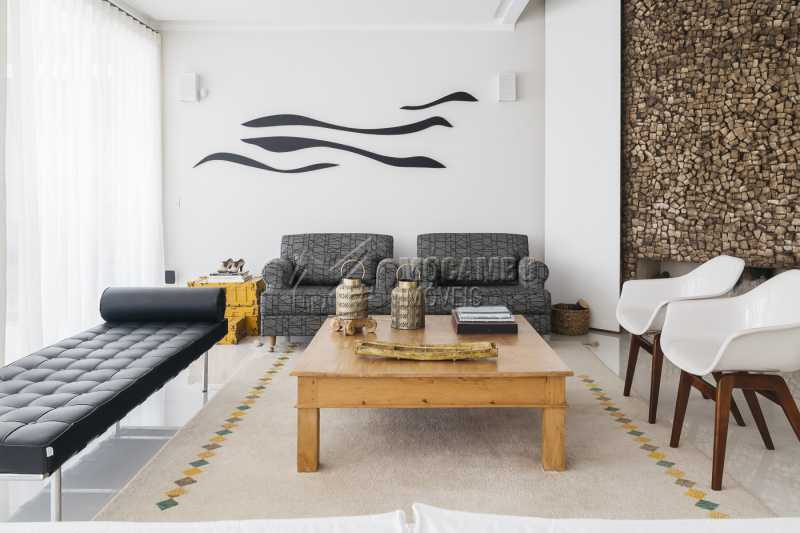 Cond. Village das Palmeiras - Casa em Condomínio 4 quartos à venda Itatiba,SP - R$ 1.850.000 - FCCN40138 - 3