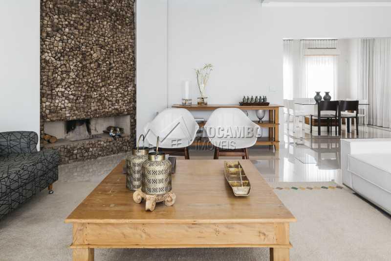 Cond. Village das Palmeiras - Casa em Condomínio 4 quartos à venda Itatiba,SP - R$ 1.850.000 - FCCN40138 - 8