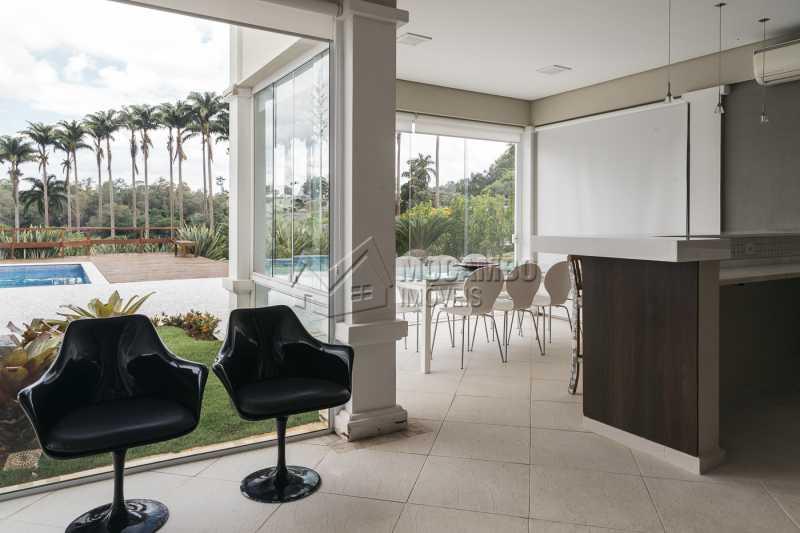 Cond. Village das Palmeiras - Casa em Condomínio 4 quartos à venda Itatiba,SP - R$ 1.850.000 - FCCN40138 - 14