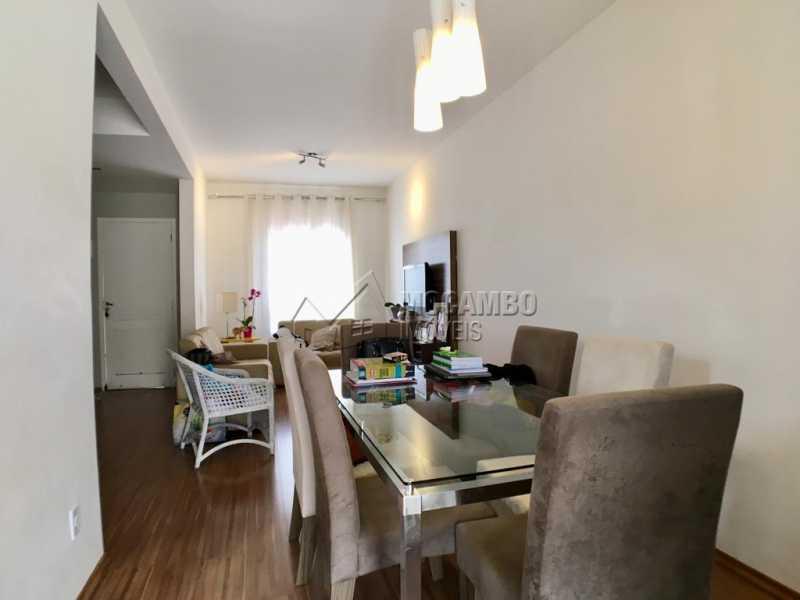 Sala de jantar - Casa em Condomínio 3 quartos à venda Itatiba,SP - R$ 450.000 - FCCN30405 - 3