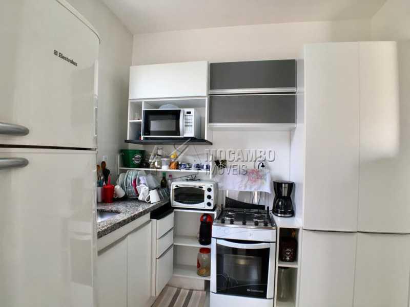 Cozinha - Casa em Condomínio 3 quartos à venda Itatiba,SP - R$ 450.000 - FCCN30405 - 5