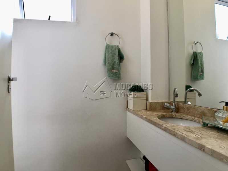Lavabo - Casa em Condomínio 3 quartos à venda Itatiba,SP - R$ 450.000 - FCCN30405 - 4