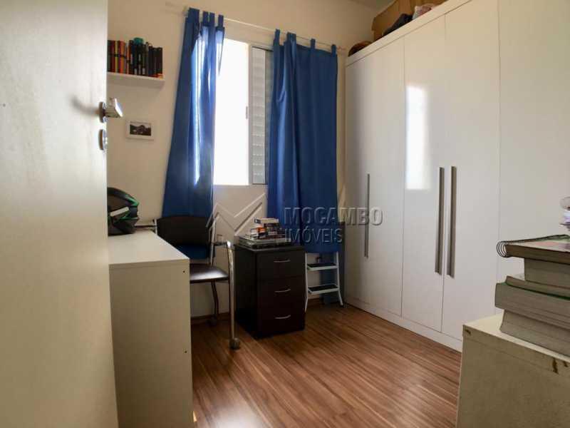 Dormitório - Casa em Condomínio 3 quartos à venda Itatiba,SP - R$ 450.000 - FCCN30405 - 6