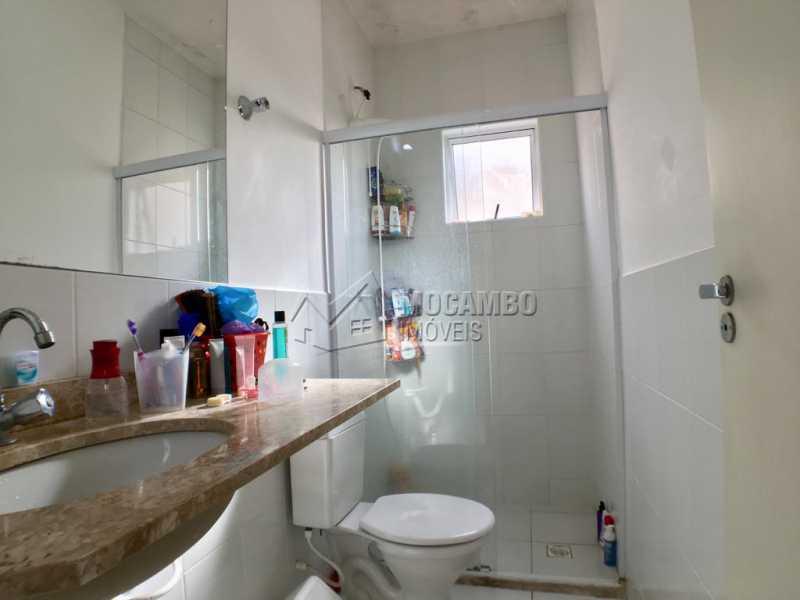 Banheiro suíte - Casa em Condomínio 3 quartos à venda Itatiba,SP - R$ 450.000 - FCCN30405 - 9