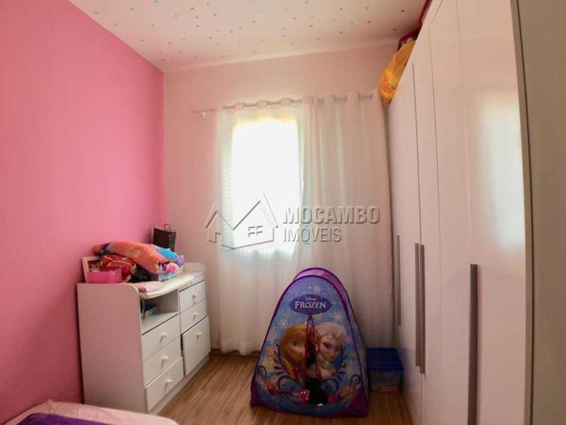 Dormitório - Casa em Condomínio 3 quartos à venda Itatiba,SP - R$ 450.000 - FCCN30405 - 10