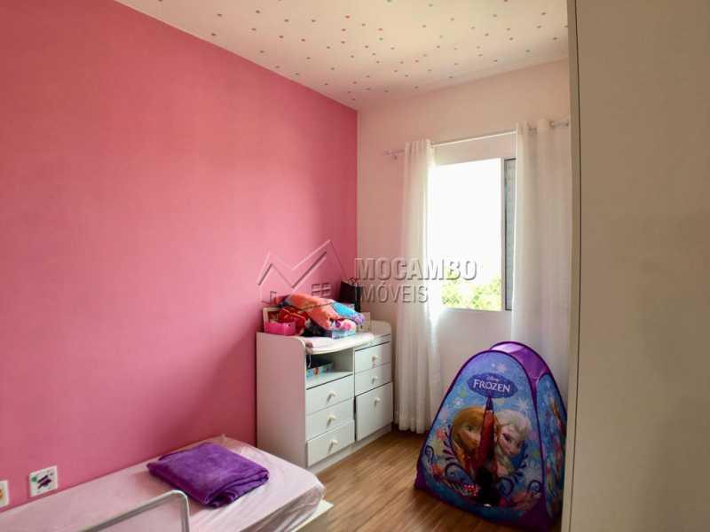 Dormitório - Casa em Condomínio 3 quartos à venda Itatiba,SP - R$ 450.000 - FCCN30405 - 11