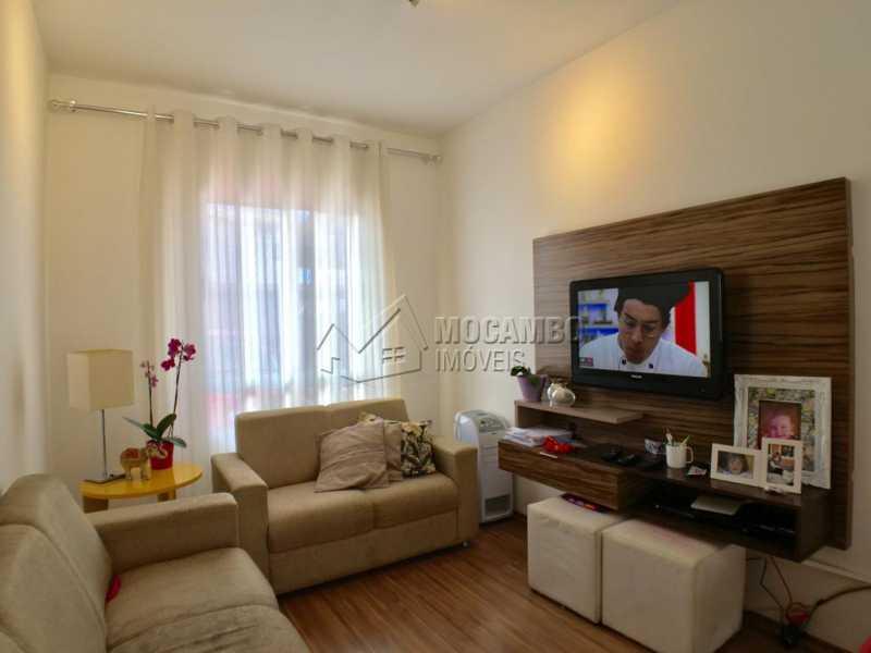 Sala de tv - Casa em Condomínio 3 quartos à venda Itatiba,SP - R$ 450.000 - FCCN30405 - 1