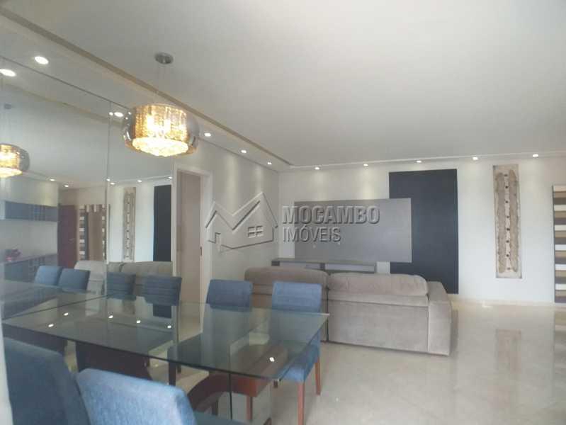 Sala - Apartamento 3 quartos à venda Itatiba,SP - R$ 750.000 - FCAP30502 - 1