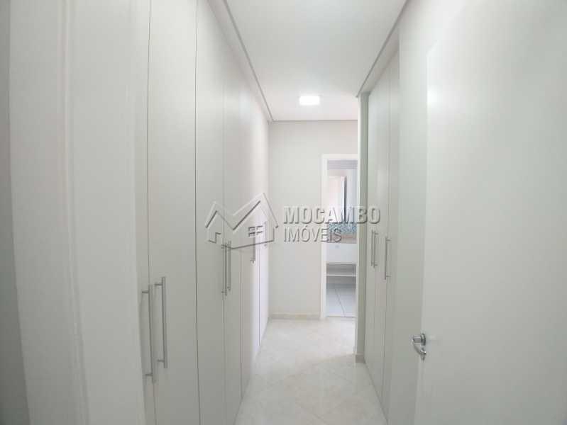 Closet - Apartamento 3 quartos à venda Itatiba,SP - R$ 750.000 - FCAP30502 - 4