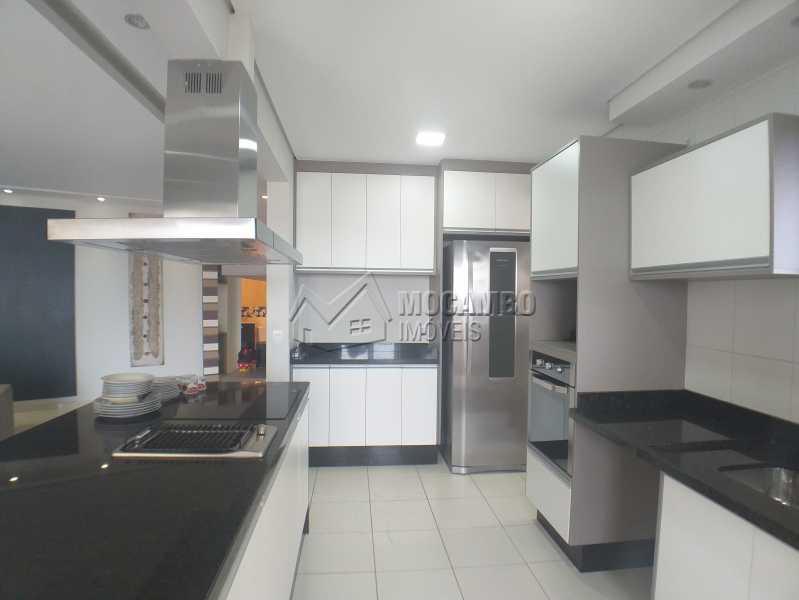 Cozinha - Apartamento 3 quartos à venda Itatiba,SP - R$ 750.000 - FCAP30502 - 3