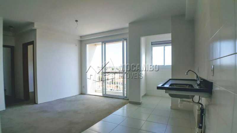 Sala/ Copa - Apartamento 2 quartos à venda Itatiba,SP - R$ 297.800 - FCAP20955 - 1