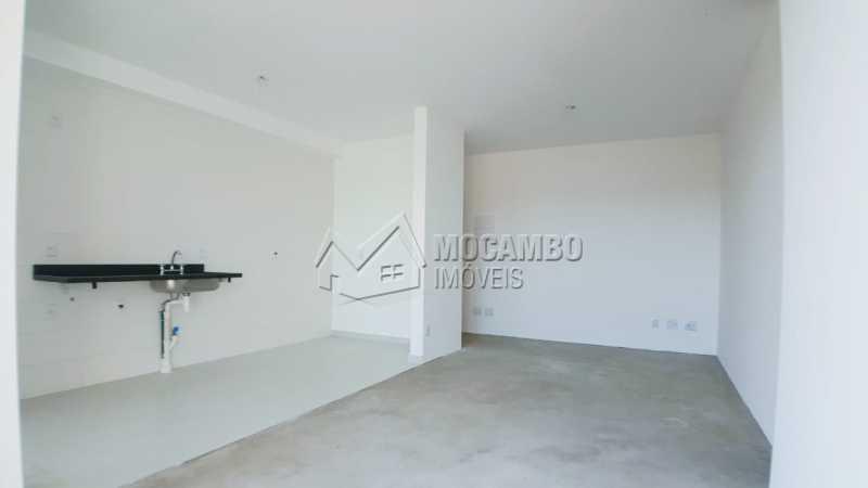 Sala/ Cozinha - Apartamento 2 quartos à venda Itatiba,SP - R$ 297.800 - FCAP20955 - 4
