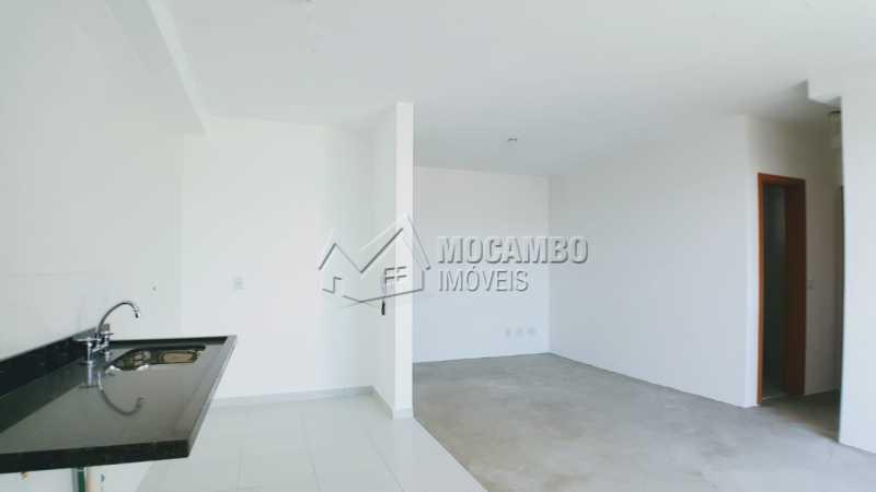 Cozinha - Apartamento 2 quartos à venda Itatiba,SP - R$ 297.800 - FCAP20955 - 6
