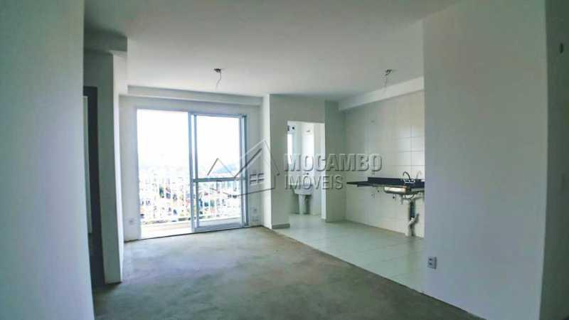 Sala - Apartamento 2 quartos à venda Itatiba,SP - R$ 297.800 - FCAP20955 - 3