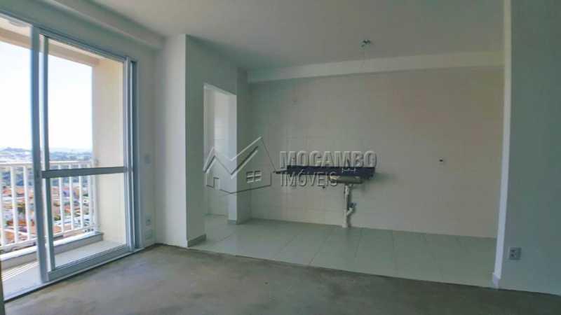 Cozinha - Apartamento 2 quartos à venda Itatiba,SP - R$ 297.800 - FCAP20955 - 5