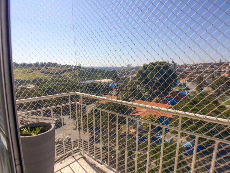 Varanda/ Vista - Apartamento 2 quartos à venda Itatiba,SP - R$ 225.000 - FCAP20956 - 13